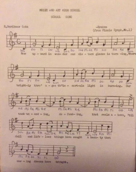 1966-School-Song