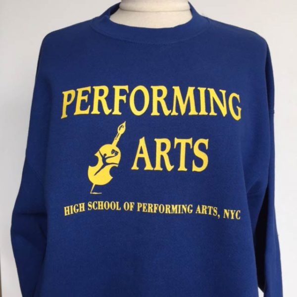 Performing Arts sweatshirt