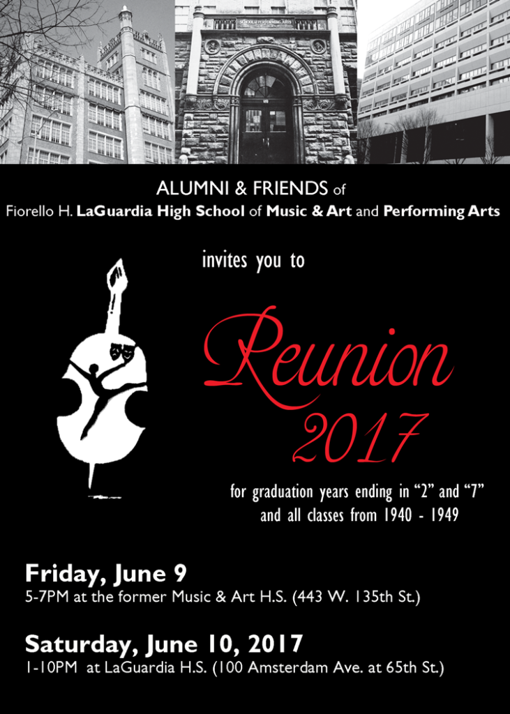 Buy tickets to Reunion 2017