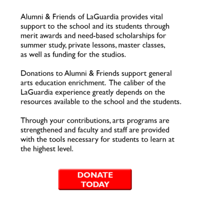 Alumni & Friends of LaGuardia