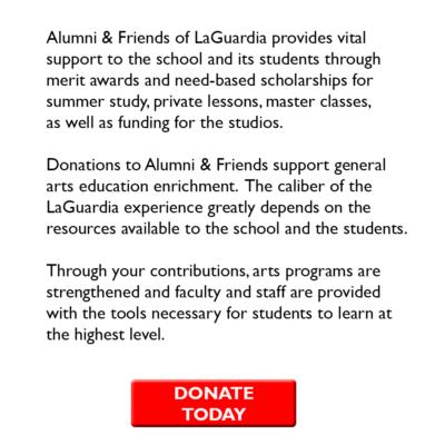 Alumni & Friends of LaGuardia