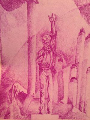 Gospel Chorus Program 1986