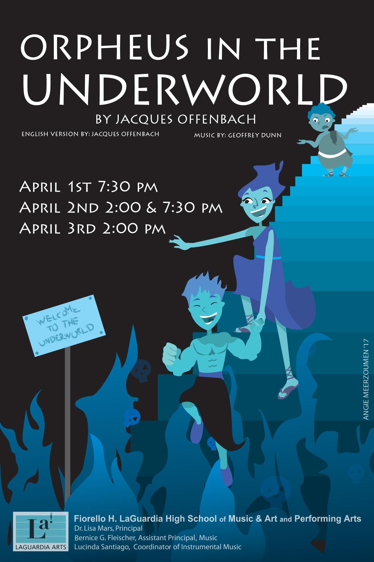 Annual Opera: Orpheus in the Underworld